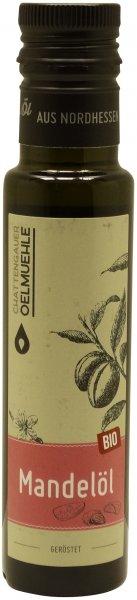 Chattengauer Bio Mandelöl geröstet, Flasche 100 ml