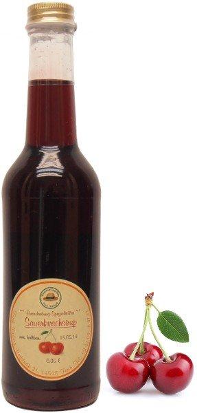 Fercher Sauerkirsch-Sirup, 350 ml