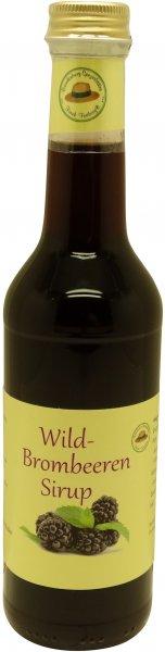 Fercher Wildbrombeer-Sirup, Flasche 350 ml