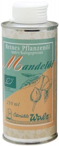 Badisches Bio Mandelöl, Dose 250 ml