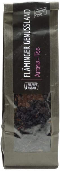 Fläminger Aronia Tee, Beutel 100 g