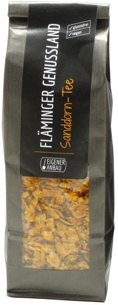 Fläminger Bio Sanddorn Tee, Beutel 50 g