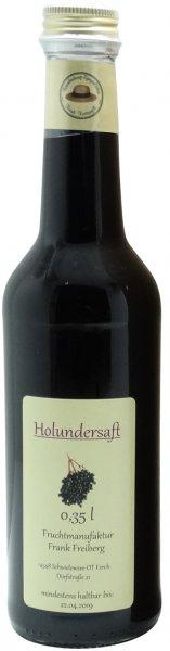 Fercher Holundersaft, Flasche 350 ml