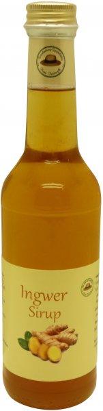 Fercher Ingwer-Sirup, Flasche: 350 ml