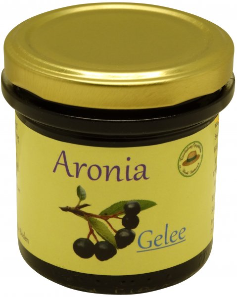 Fercher Aronia-Gelee, Glas: 160 g