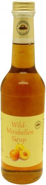 Fercher Wildmirabellen-Sirup, Flasche: 350 ml
