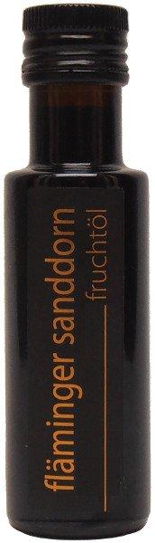 Fläminger Sanddorn Bio Fruchtöl, Flasche: 100 ml