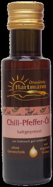 Schwäbisches Chili-Pfeffer-Öl, 100 ml