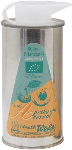 Badisches Bio-Aprikosenkernöl, Dose 100 ml