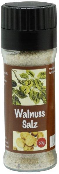 Saarländisches Walnuss-Salz, Streuer 60 g