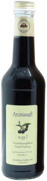 Fercher Aronia-Fruchtsaft, Flasche 350 ml