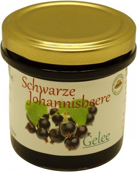 Fercher Schwarzer Johannisbeer-Gelee, Glas: 190 g