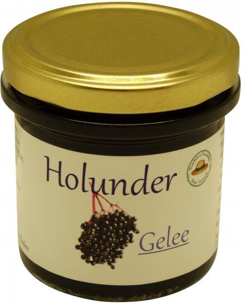 Fercher Holunder-Gelee, Glas: 190 g