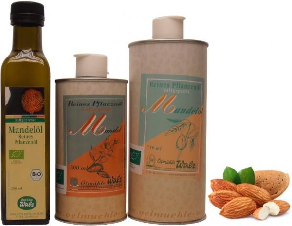 Badisches Bio Mandelöl