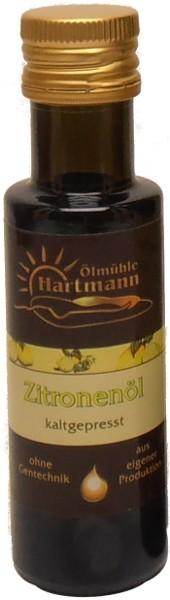 Schwäbisches Zitronenöl, 100 ml