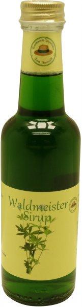 Fercher Waldmeister-Sirup, Flasche: 250 ml