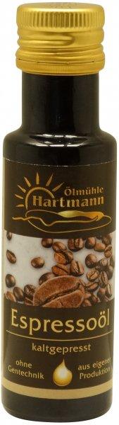 Schwäbisches Espressoöl, Flasche 100 ml