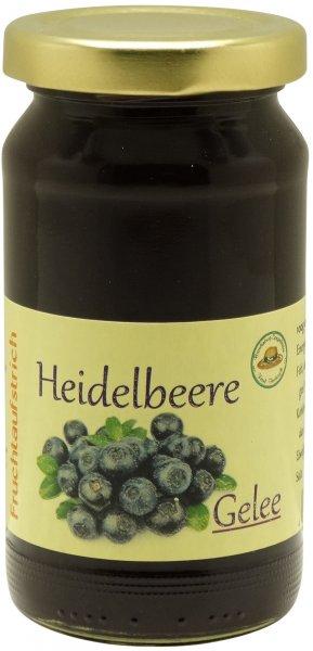 Fercher Heidelbeergelee, Glas 230 g