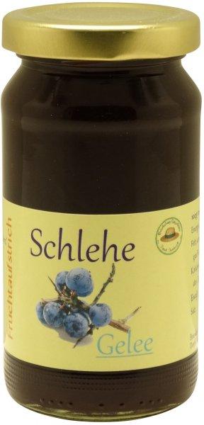 Fercher Schlehen-Gelee, Glas 230 g