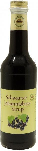 Fercher Schwarzer Johannisbeer-Sirup, Flasche 350 ml