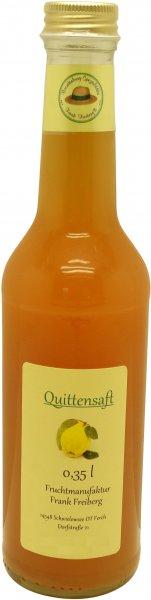 Fercher Quittensaft, Flasche: 350 ml
