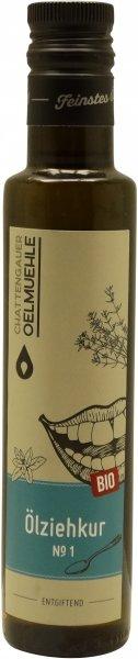 Chattengauer Bio Ölziehkur No. 1, Flasche: 250 ml