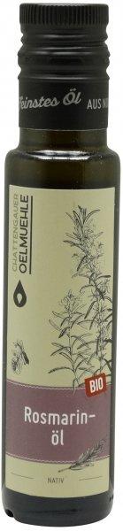Chattengauer Bio Rosmarinöl nativ, Flasche 100 ml