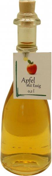 Fercher Apfel mit Essig, Flasche: 200 ml