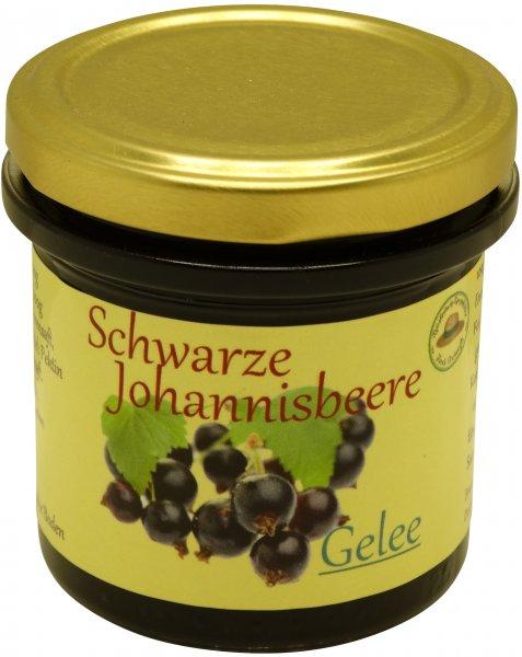 Fercher Schwarzer Johannisbeer-Gelee, Glas: 160 g
