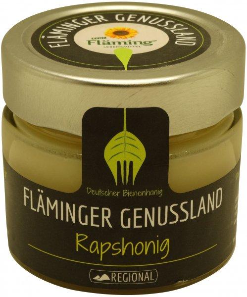 Fläminger Rapshonig, Glas 250 g