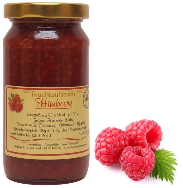 Fercher Fruchtaufstrich Himbeere, 200 ml