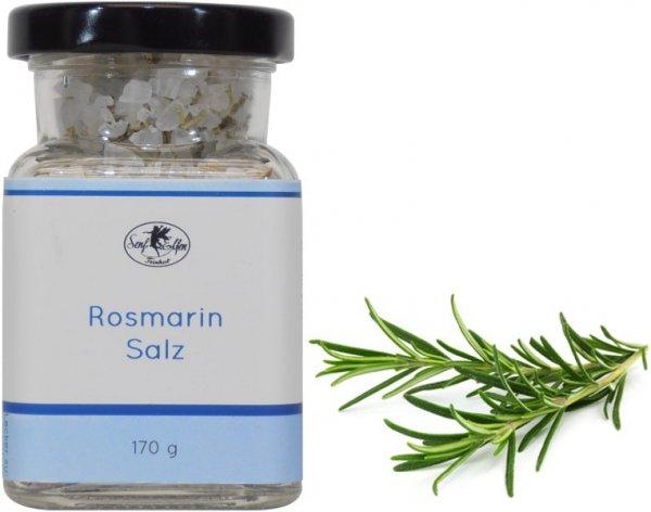 Potsdamer Rosmarinsalz, Glas 170 g