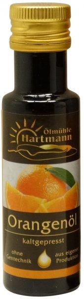 Schwäbisches Orangenöl, Flasche 100 ml