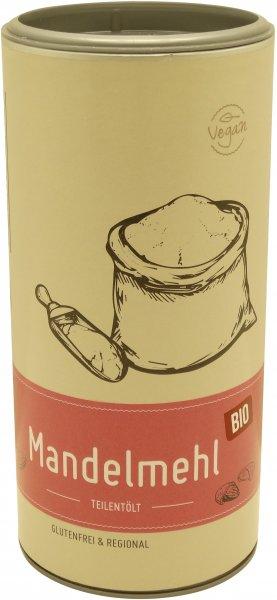 Chattengauer Bio Mandelmehl, Dose: 250 g