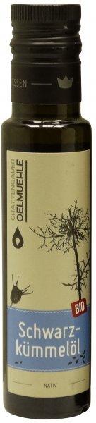 Chattengauer Bio Schwarzkümmelöl nativ, Flasche 100 ml