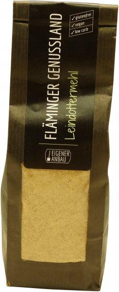 Fläminger Leindottermehl, Packung: 200 g