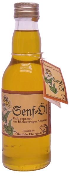 Eberstedter Senföl, kaltgepresst, erucasäurearm, 200ml