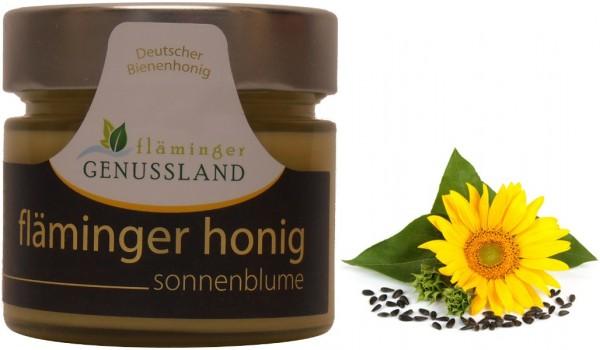Fläminger Sonnenblumenhonig, Glas 250 g