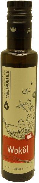 Chattengauer Bio Wok-Öl, Flasche 250 ml