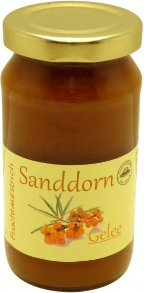 Fercher Sanddorn-Gelee, Glas: 230 g