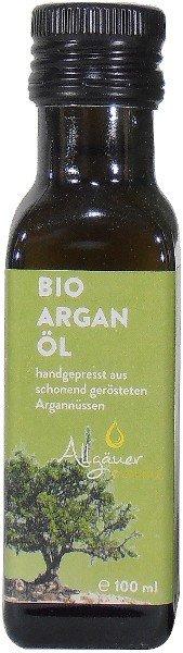 Marokkanisches Bio Arganöl, Flasche 100 ml