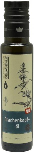 Chattengauer Bio Drachenkopföl nativ, Flasche 100 ml