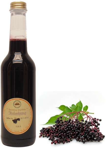 Fercher Holunder-Sirup, 350 ml