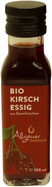 Allgäuer Bio Sauerkirschessig