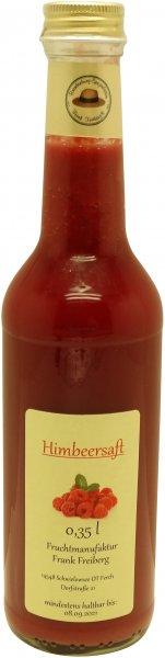 Fercher Himbeersaft, Flasche: 350 ml