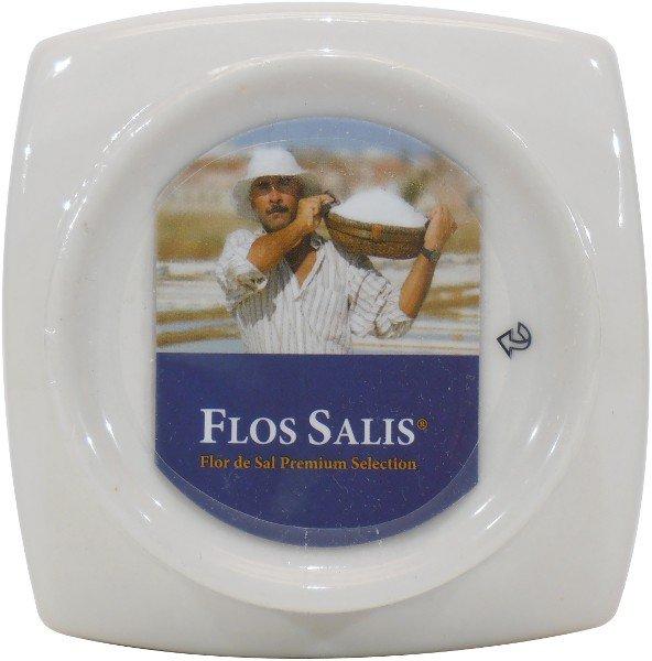 Portugisisches Meersalz Flos Salis, Keramiktopf 225 g