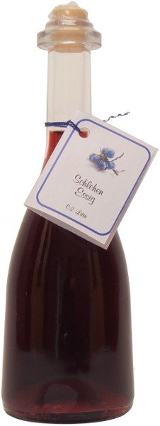 Fercher Schlehen-Essig, Flasche 200 ml