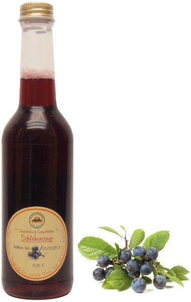 Fercher Schlehen-Sirup, 350 ml