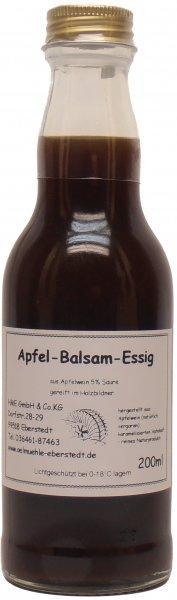 Eberstedter Apfel-Balsam-Essig, Flasche 200 ml