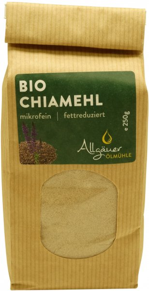 Allgäuer Bio Chiamehl, Packung: 250 g